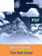 Success Study to Reach Your Best Career
