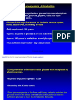 Gluconeogenesis [Compatibility Mode]