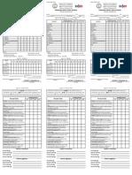 K-12 Report Card 3 Columns