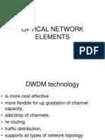 Optical Network Elements