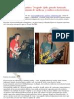 Cambio Cara Guitarra