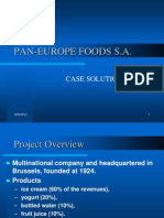Pan-europe Foods s.A