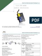 Gprs Modem Specification Abt 10.10