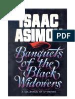 Isaac Asimov Los Banquetes de Los Viudos Negros