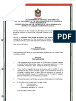 DTC agreement between United Arab Emirates and Venezuela