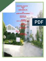 Project on Dabur India Ltd. by Rahul Gupta