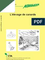Agrodok 33 élevage de canards