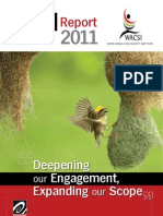 WACSI 2011 Annual Report