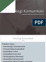 01-Psikologi Komunikasi-pengantar