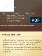 Car Loan Final Ppt