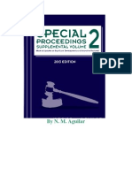 Special Proceedings 2