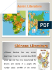Afro-Asian Literature_powerpoint Presentation