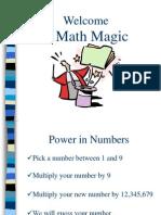 MathMagic.ppt