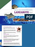 Guia Inmersiones Lanzarote