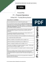 F1_may2012_questionpaper