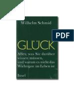 Schmid, Wilhelm - Glück