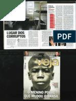 Prisão nos EUA - Revista Veja