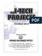 October 2012 Hi Tech Magazine