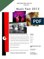 Music Fest 2012