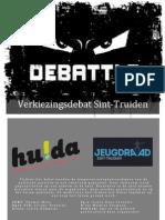 verkiezingsdebat debattle chatbox