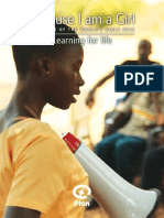 The State of the World's Girls: Learning for Life Plan International 2012