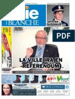 Journal L'Oie Blanche du 10 octobre 2012