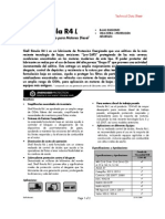 Comprobacion de Aceites Shell Hidrogradables
