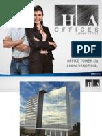Apresentação HA Offices Linha Verde