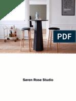 Soren Rose Studio Digital Catalogue