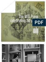 MIT Press, 50th Anniversary Catalog