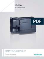 Plc Simatic S7-200