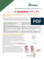 Urinary Diabetes Insipidus PharmaPedia PharmaGates