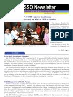 IFSSO Newsletter Jul-Sep 2012
