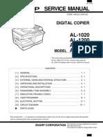 AL1220 Service Manual