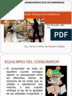 Teoría de la Oferta o Economía de la Producción (presentación)123