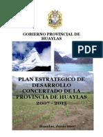 Plan Huaylas