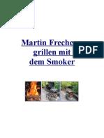 Martin Frechen grillen mit demSmoker