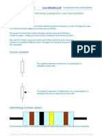 Understanding Electronic Component Uses and Symbols