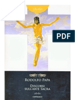 "Introduzione card. Cañizares Llovera, ""Discorsi sull'Arte Sacra"" (Cantagalli)"