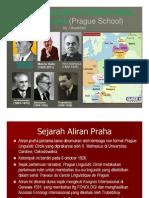 Teori Linguistik Struktural Praha