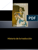 Historia de La Traduccion MEMES 1