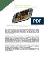 Archos Gamepad - Pr Fr 29082012