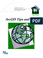 Arc Gis Tips and Tools