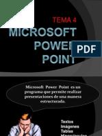 Tema4 Power Point Basico