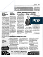 OAB/RS Mídia Impressa - 09/10/2012