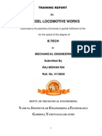 vocational training report on dlw