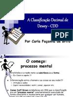 Aclassificaodecimaldedewey Cdd 090908165024 Phpapp02