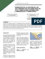 XICO) Y BARCELONA (ESPAÑA) BAJO CRITERIOS AMBIENTALES Y FINANCIEROS. RESIDUOS (1)