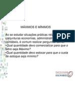 _Máximo_e_Mínimo