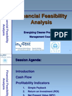 Financing Feasibility Analysis - Presentation (1)